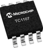 300mA CMOS LDO with Shutdown and Vref Bypass -- TC1107 -Image