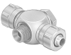 T quick connector -- TCK-1/4-PK-6 -Image