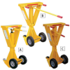VESTIL Beam-Top Trailer Jacks -- 7655900 - Image