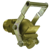 Heavy Duty Brass Gate Valve -- 13386 - Image