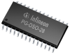 Relay Driver IC with Integrated Microcontroller -- TLE7810G