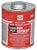 Whitlam PVC Clear Low VOC Medium Bodied Cement -- 16772 -- View Larger Image