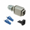Modular Connectors - Adapters -- A121728-ND