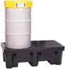 2-Drum Low Profile Spill Pallet -- PAL102