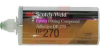 Scotch-Weld Epoxy Potting Compound Black, 400 mL -- 70113003