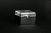 Black Base Plastic Box -- H-33AB - Image