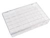 Transparent Plastic Parts Boxes -- 53347