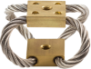 Wire Rope Isolator -- JSQ-Square-Wire-Rope-Isolator -Image
