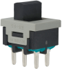 Slide Switches -- 360-2132-ND