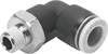 QBL-10-32-UNF-5/32-U Push-in L-fitting -- 533286 -Image