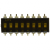 DIP Switches -- A6S-7101-ND -Image