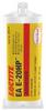 Henkel Loctite EA E-20HP Epoxy Adhesive Off-White 50 mL Cartridge -- 237107 -Image