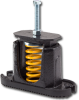 Spring Floor Mounted Non-Seismic Isolator -- BE-Isolators -Image