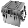 Pelican 0340 Cube Case - Black -- 0340-000-110