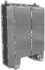 304 Stainless Steel NEMA 4X Floor Mounted Enclosure -- F-747220N4FXSS