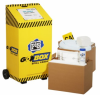 PIG Oil-Only Spill Kit in GoBox Cart -- KIT491