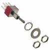 Toggle Switches -- 100DP1T1B1M53QE-ND - Image