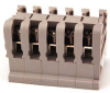 Feed Through Sectional Terminal Block -- 6G38TSKKDIN - Image