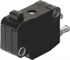 S-3-PK-3-B Stem actuated micro valve -- 7843 - Image