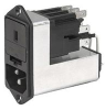 POWER ENTRY MODULE, PLUG, 6A -- 88K1878
