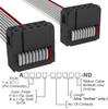 Rectangular Cable Assemblies -- A3BBB-1018G-ND -Image