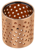 LDD™ Perforated Bronze Bearings -- 08 LDD