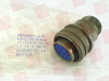 AMPHENOL 97-3106A-18-1S ( CIRCULAR CONNECTOR, PLUG, 18-1S, CABLE; PRODUCT RANGE:97 SERIES; CIRCULAR CONNECTOR SHELL STYLE:STRAIGHT PLUG; NO. OF CONTACTS:10CONTACTS; CIRCULAR CONTACT TYPE:SOLDER SOC... -- View Larger Image