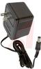 Wall Plug; 120 VAC; 0.3 A; 120 VAC @ 60Hz; 2-1/2 in.; 2 in.; 1-5/8 in.; 60 Hz -- 70218408 - Image