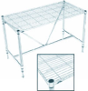 Rod Top Table With Overhead -- CTR3060S-H