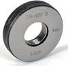 M10x1.5 6g Left Hand NoGo Thread Ring Gauge -- G1215RNL - Image