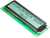 Display Modules - LCD, OLED Character and Numeric -- 1756-162MFCBC-3LP-ND - Image