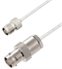 BNC Female to TNC Female Cable Assembly using LC141TB Coax, 4 FT -- LCCA30463-FT4 -Image