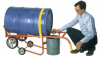 Poly Drum Draining Truck -- DRM250 -Image