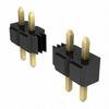 Rectangular Connectors - Headers, Male Pins -- 929805-01-28-EU-ND -Image