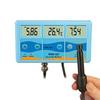 6-in-1 Multi-Function Water Analysis Meter -- PHH-127