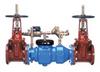 Double Check Detector Backflow Preventer -- 4-350DA -Image