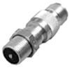 General Purpose VRS Sensor, 15,9 mm [0.625 in] M16 diameter, 40 Vp-p, -55 ºC to 120 ºC [-67 ºF to 250 ºF], 24 DP (module 1.06) or coarser, 50 kHz, 130 mm [5.10 in] approx. length -- 3010AN40 - Image