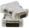 DVI-I Dual Link-M (24+5) to DB15HD-F DVI Adapter -- 10DV-3A