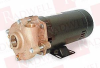 GRAINGER 4TE44 ( DISCONTINUED BY MANUFACTURER, CENTRIFUGAL PUMP, 1-1/2 HP, 3450 RPM, 220/440 VAC, 4.9/2.5 AMP, 60 HZ, 3 PHASE, BRONZE ) -- View Larger Image