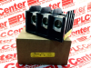 POWER DISTRIBUTION BLOCK 3POLE 600VAC/DC -- 163763