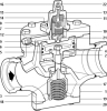 Bimetallic Steam Trap -- SP100