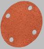 3M Cubitron 777F Coated Ceramic Quick Change Disc - 36 Grit - 2 in Diameter 4 Vacuum Holes - 28057 -- 051141-28057 - Image