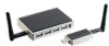 TruLink 4-Port Wireless USB Hub and Adapter Kit -- 29570