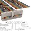 Rectangular Cable Assemblies -- M1UXK-3440K-ND -Image