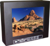 "10.4"" Optically Bonded Wall Mount-Touch -- VT104WVB - Touch -- View Larger Image"