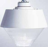 Vaporproof Hid Fixture With Globe -- LWP-070S8-A-WH
