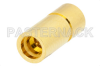 1 Watt RF Load Up to 18 GHz with SMP Male Limited Detent Gold over Nickel Plated Brass -- PE6161 -Image