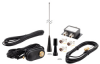 Tri Band Duplexed Antenna Kit with GPS 108-174 450-520 746-870 MHz NMO Mount/N Type Connectors -- PE51AK1002 -Image