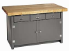 POLLARD Lifetime Cabinet Workbenches -- 5493500