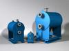 Welded Plate Heat Exchanger -- Carbon Steel - Image